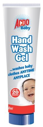 Acdo Baby Hand Wash Gel 100ml